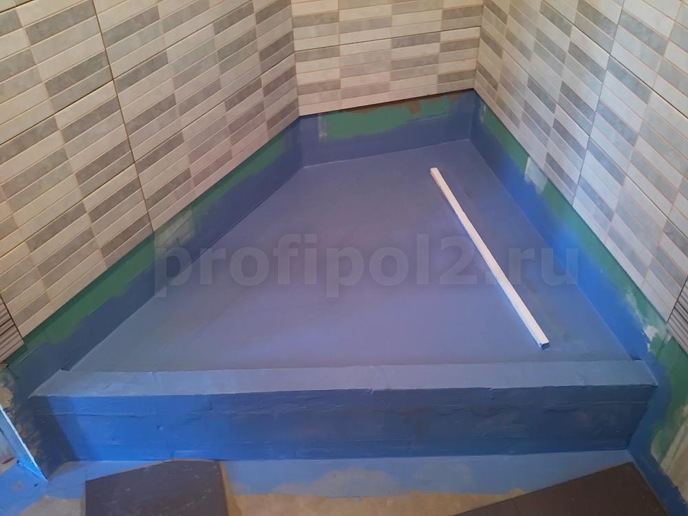 гидроизоляция санузла (ванной комнаты)