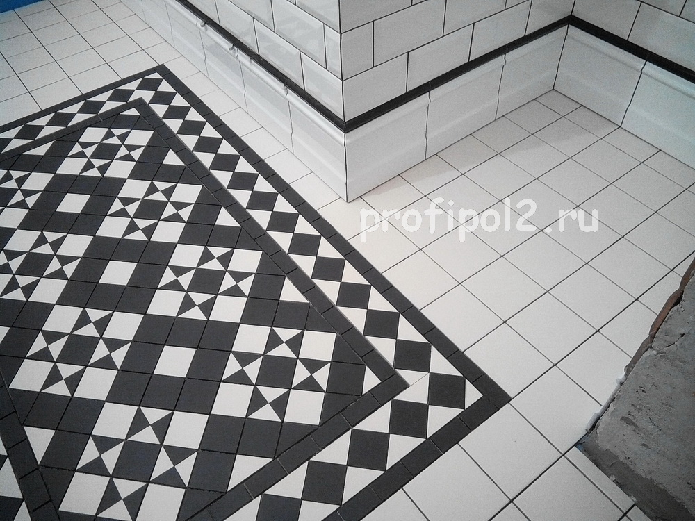 метлахская плитка winkelmans
