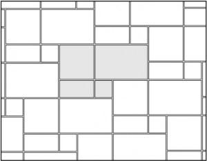 варианты раскладки керамогранита