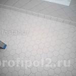 укладка метлахской плитки
