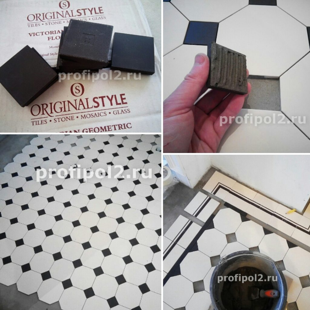 original style octagon